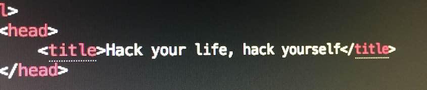 hackyourlife